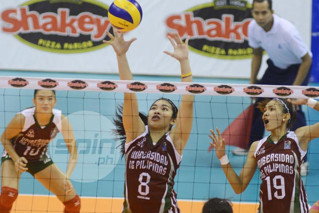 Kathy Bersola says UP still a work in progress despite solid showing in V-League