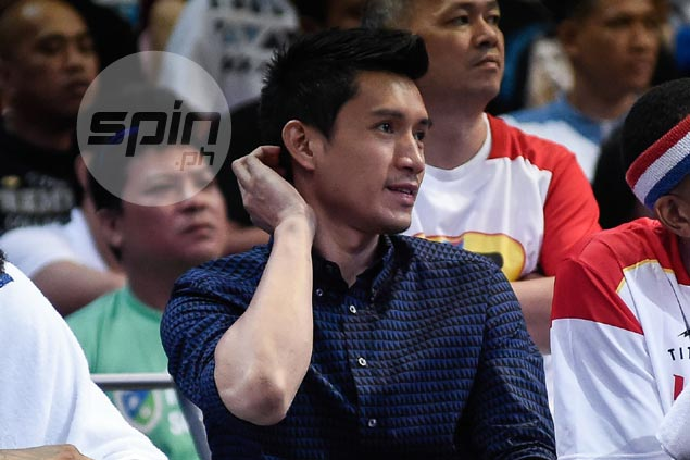 James Yap over the moon as Bimby finally meets baby brother MJ
