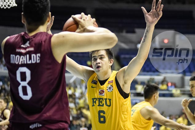 Raymar Jose earns Player of the Week nod with clutch heroics to help FEU avoid upset ax vs UP