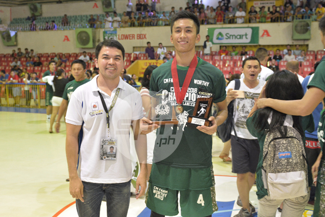 Luck had nothing to do with Suerte, UV Green Lancers' title success in Cesafi