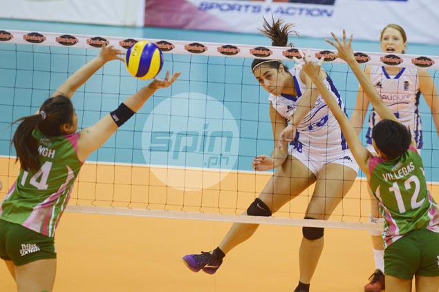 BaliPure pounds Laoag to complete Final Four cast of V-League Reinforced Conference