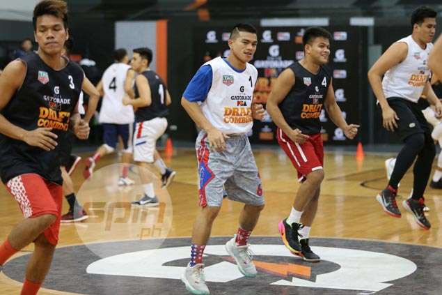 Jio Jalalon admits wish to be picked by Ginebra in PBA Draft a far-fetched dream
