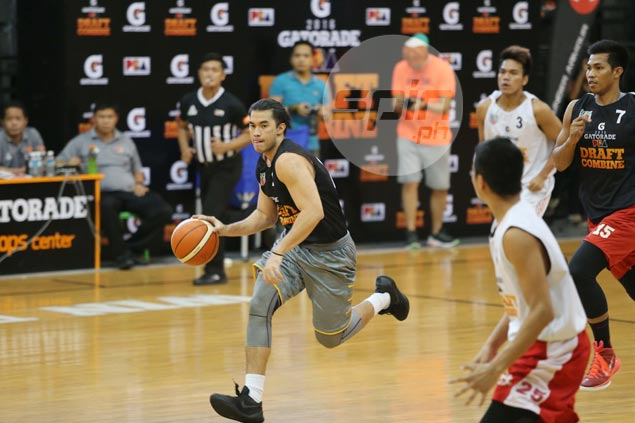 US-honed Ael Banal reintroduces self to PBA teams with impressive play in Draft Combine