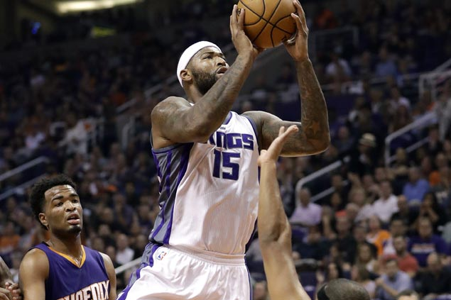Sacramento Kings crush Phoenix Suns in wire-to-wire victory to kick off season on high note