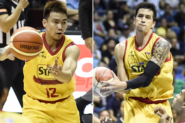 Marc Pingris, RR Garcia sign maximum deals to stay at Star in post-James Yap era