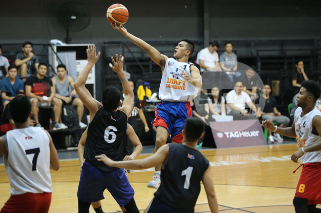 Jio Jalalon builds case for No. 1 selection by standing out in pre-draft mini tournament