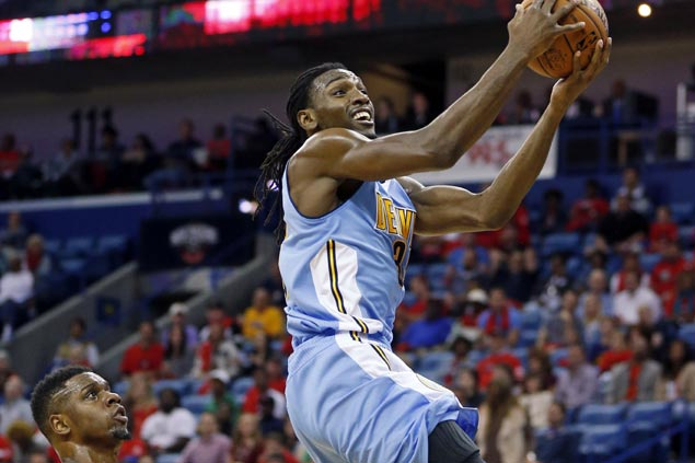 Nuggets overcome Anthony Davis' 50-point explosion to beat undermanned Pelicans