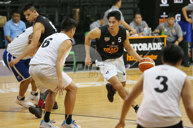 PBA board distributes Gilas cadets to 12 teams in 'pre-agreed order' ahead of draft