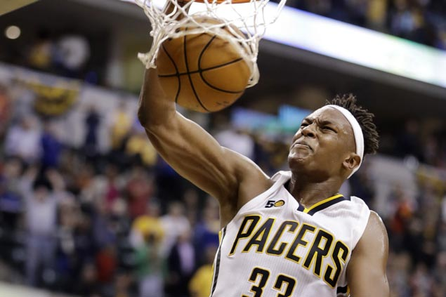 Pacers spoil Harrison Barnes' heroic Mavs debut as Indiana outlasts Dallas in OT