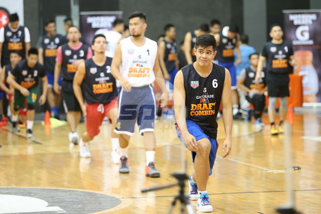 Alaska picking Carl Bryan Cruz from Gilas special draft to bolster shallow frontcourt