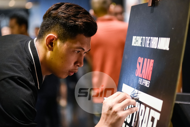 Kevin Ferrer says 'never say die' attitude no longer new to him, thanks to former coach Jarencio