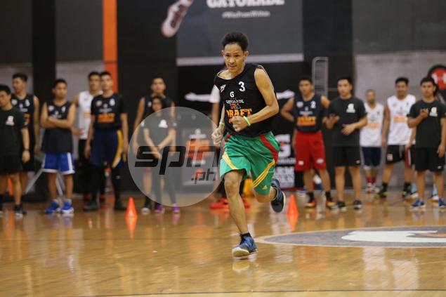 Kobe Caluya, Jordan dela Paz only two rookie applicants to miss PBA Draft cut
