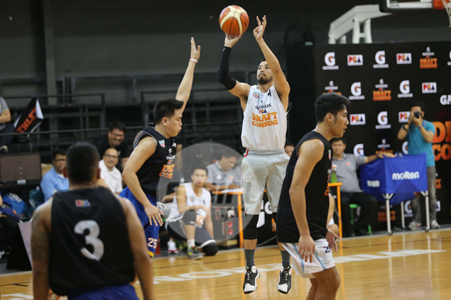 PBA Rookie Draft Combine's fastest player Ryan Arambulo is quick to make an impression