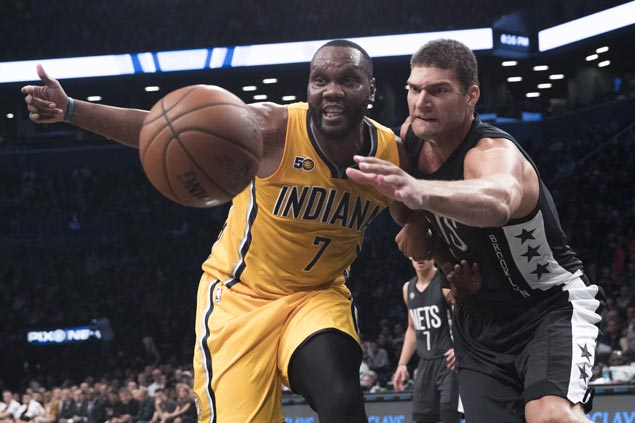 Brook Lopez, Jeremy Lin star as Nets bounce back with squeaker over Pacers