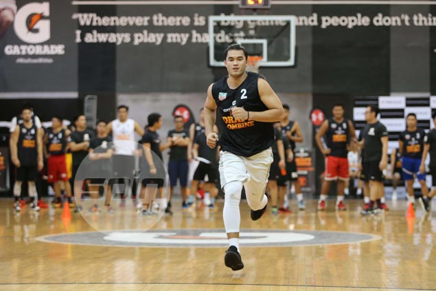 HOLY MOLY: Ael Banal set to be made top pick overall by Blackwater in regular PBA draft
