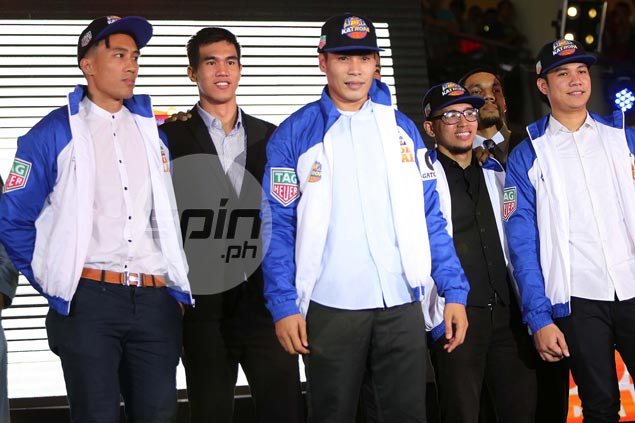 Still a first-class feeling as Levi Hernandez hears name called last in PBA draft