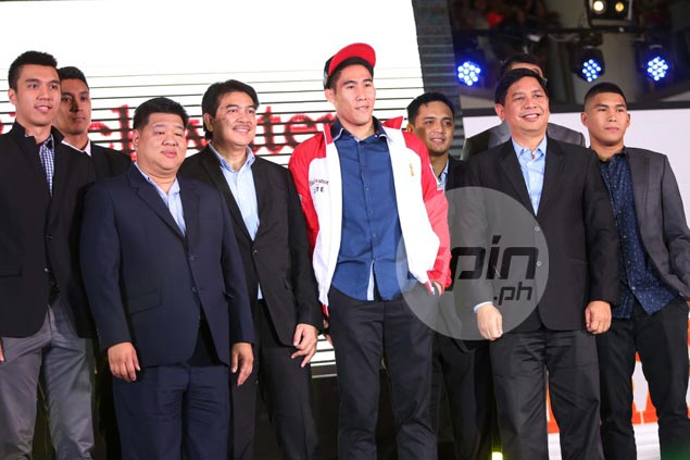 Mac Belo to Blackwater, Ferrer to Ginebra, Jalalon to Star in PBA draft for Gilas cadets