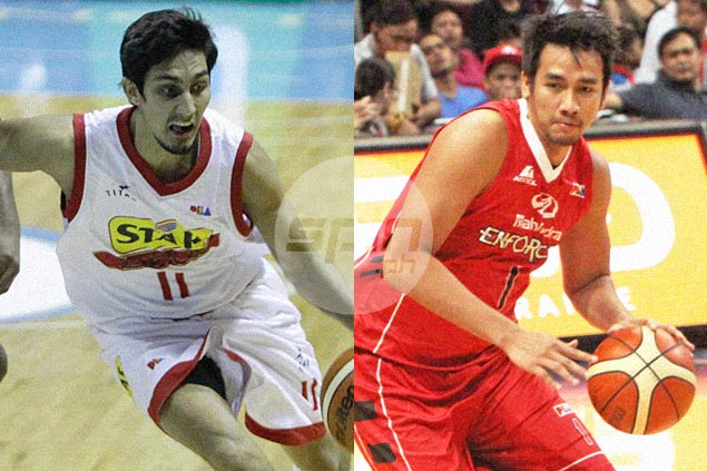 Star Hotshots trade guard Alex Mallari to Mahindra for stretch four Aldrech Ramos