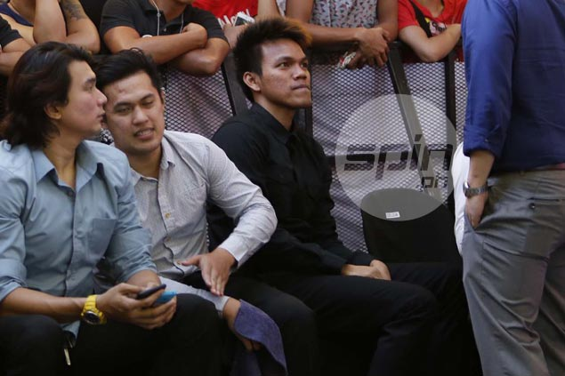 Undrafted Gino Jumao-as refuses to be discouraged, vows to pursue PBA dream as free agent