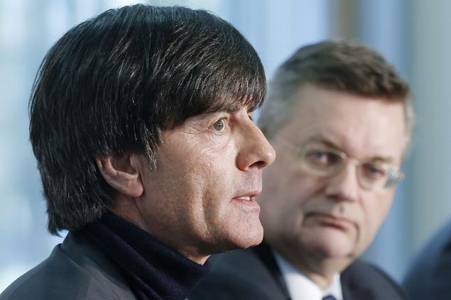 Joachim Loew gets contract extension as Germany national football team coach until 2020