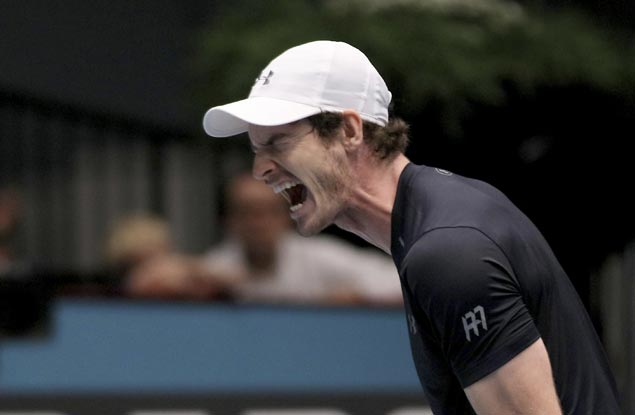 Andy Murray enters Paris Masters with a chance to take No. 1 spot in world rankings