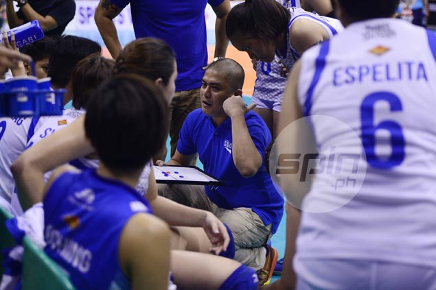 Rommel Abella glad pressure is off Pocari Sweat as rival coaches declare there's no clear favorite in PVL