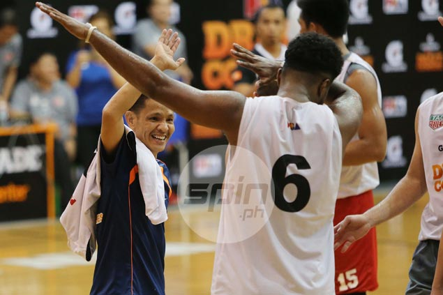Kobe Caluya writes to say thank you to PBA, fans for chance to chase his dream