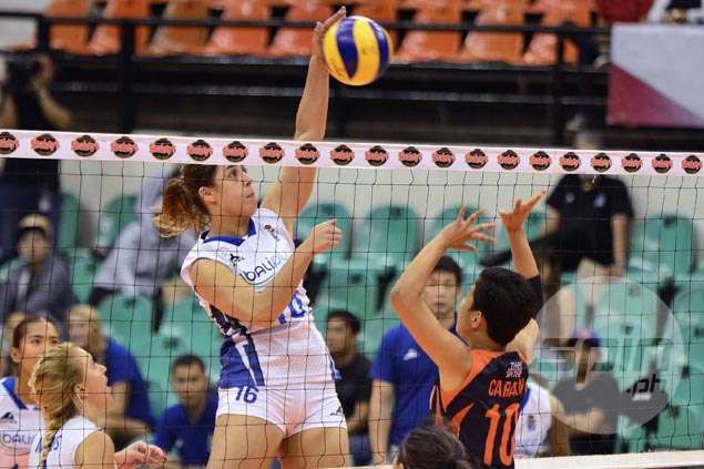 BaliPure ends V-League eliminations with quick demolition of winless Coast Guard
