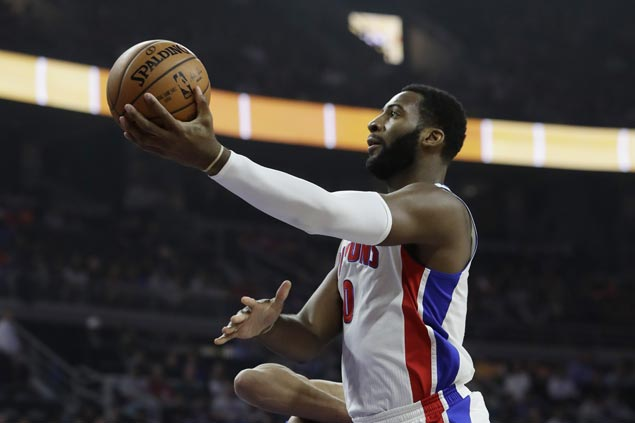 Pistons stretch streak to three with victory over Knicks