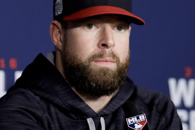 Corey Kluber looks to become first in almost 50 years to win three starts in one World Series