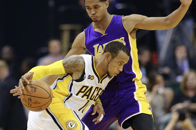 Pacers end two-game slide and send Lakers to third straight loss