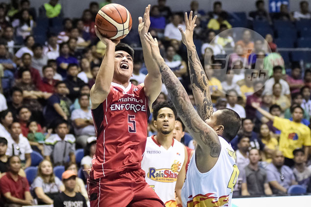 Mahindra loses another big man as Bradwyn Guinto now NLEX-bound
