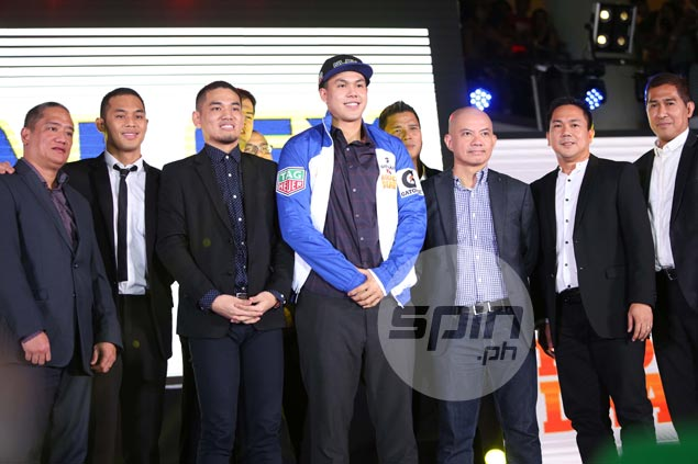 Yeng Guiao willing to wait as he works on latest 'project,' Fonzo Gotladera