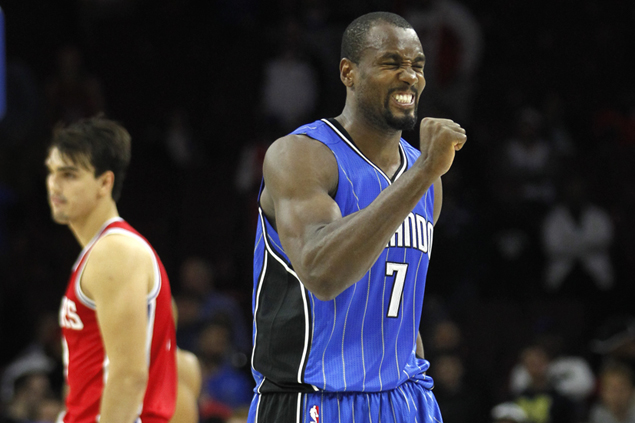 Ibaka caps late run as Magic erase 18-point deficit to nab first win at expense of winless Sixers