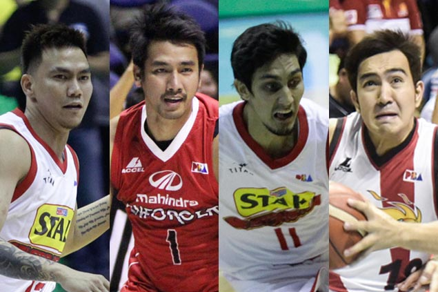 RR Garcia to SMB, Ramos to Star, Mallari, Arana to Mahindra in 3-team trade