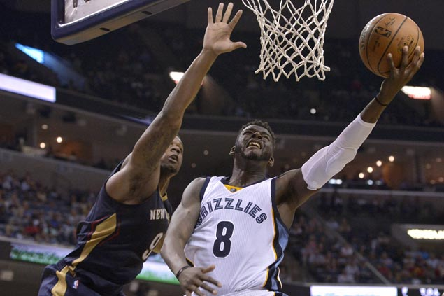Grizzlies overcome sloppy play and outlast winless Pelicans in overtime