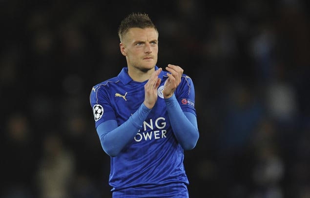 Jamie Vardy eyes end to struggles as champ Leicester plunges closer to relegation zone in EPL