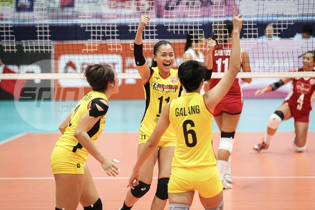 F2 Logistics scores breakthrough win, snaps two-game skid with five-set victory over Cignal