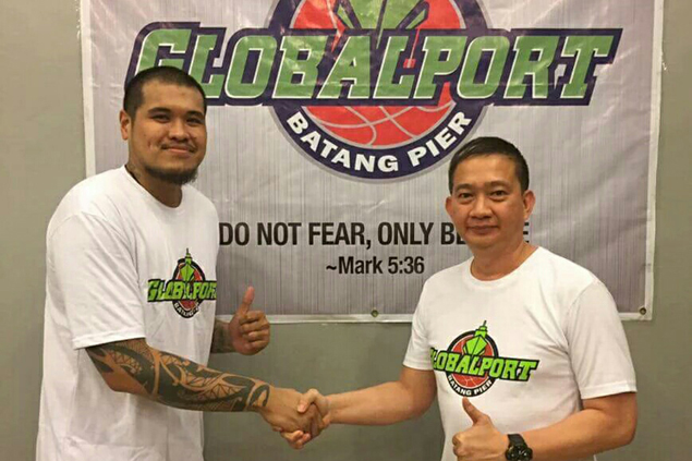 JR Quinahan agrees to two-year deal with Globalport after weeks of negotiations