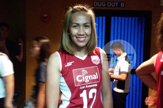 Venus Bernal refuses to ride on past glory, out to prove self again in PSL comeback