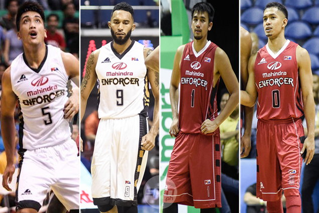 Coach Gavina on spate of puzzling Mahindra trades: 'I really don't have explanations myself'