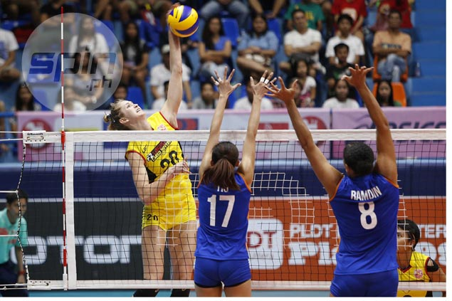 Hayley Spelman takes charge anew as F2 Logistics blasts winless Generika for second win in a row