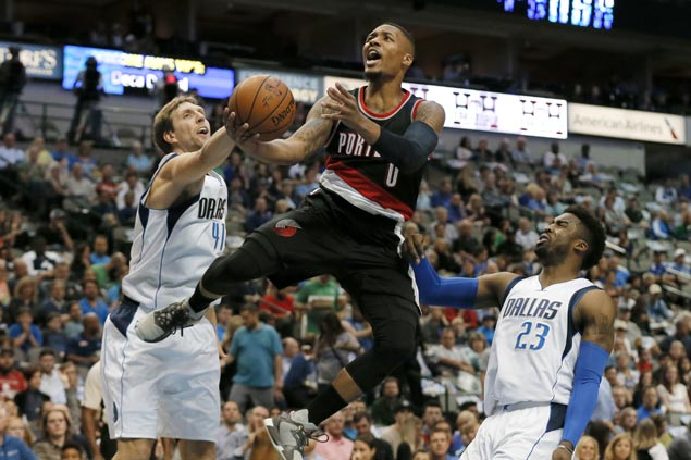 Lillard torches Mavs for 42 points as Portland sends Dallas to worst start in franchise history
