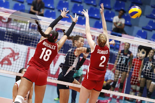 Stephanie Niemer leads way anew as unbeaten Petron downs winless Cignal in PSL Grand Prix