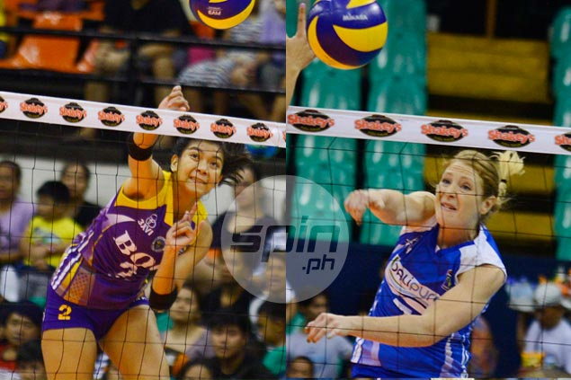 Kate Morrell enjoying part in brewing rivalry between BaliPure and Alyssa Valdez-led Customs