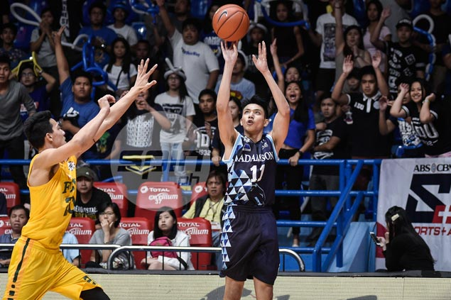Jonathan Espeleta: last player to make Adamson lineup is first to step up in the clutch