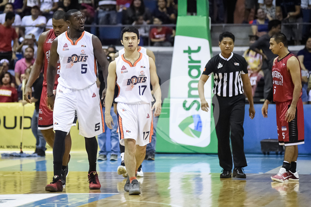 Meralco locking down Anjo Caram to new contract following Alapag retirement