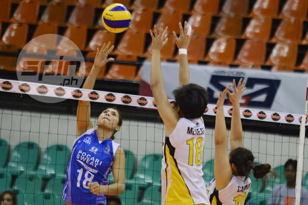 Pocari Sweat books return trip to V-League finals as UST's gallant stand falls short