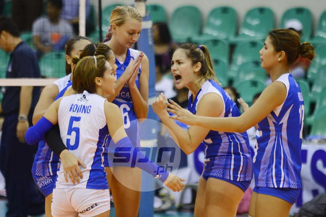 Guard against complacency, Pocari warned as it goes for title clincher against Customs