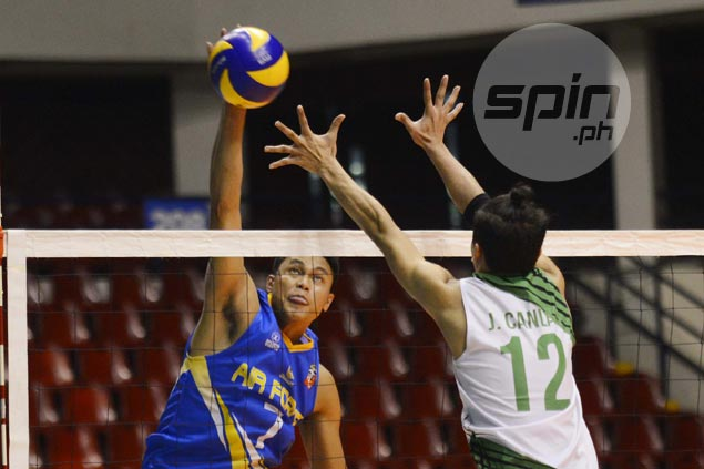 Cignal, Air Force blast separate semis foes to arrange rematch for Spikers Turf title